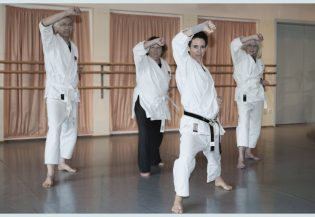 717Unser Seniorenkarate Training