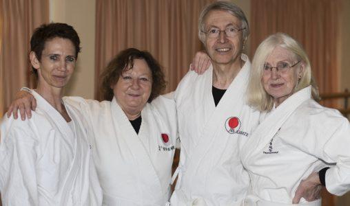 Karate ist keine Frage des Alters
