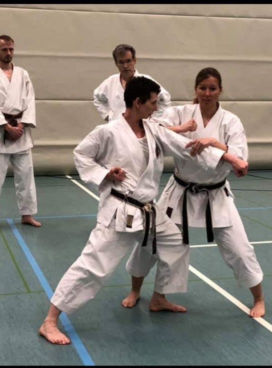 Gast-Training am 25.08.2021 mit Anika Lapp