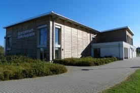 Gebäude des Sportcentrums Sankt Augustin