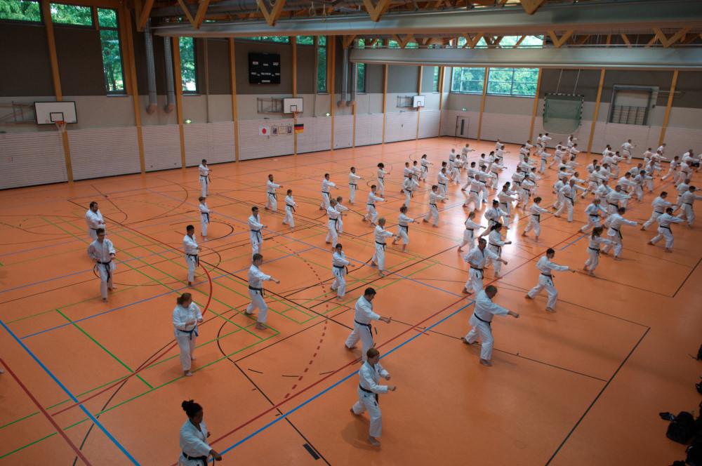 Bild vom 2.ten Lehrgang in Düsseldorf 2019