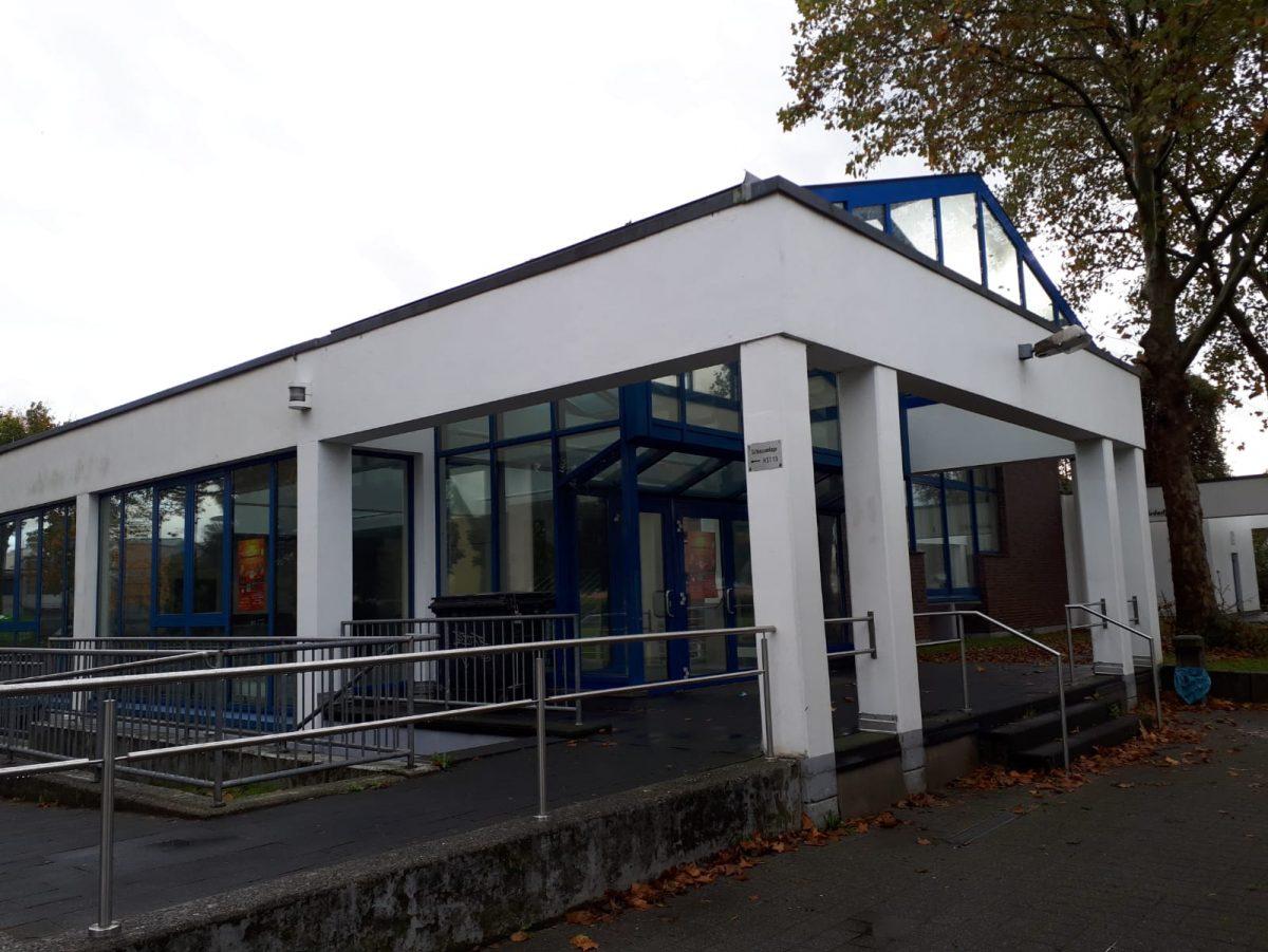 Mehrzweckhalle Troisdorf Hütte