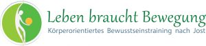 Webseiten Logo Leben braucht Bewegung