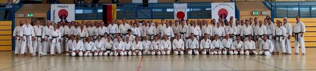 Häufig gestellte Fragen über Karate und Training 1