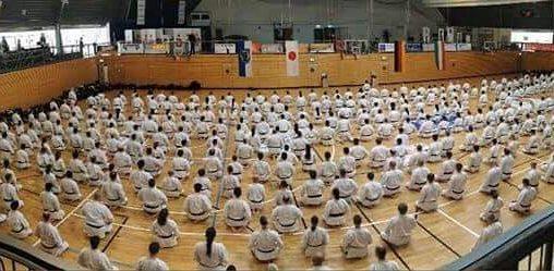 Lehrgang zu Ehren Ochi Senseis 80. Geburtstag