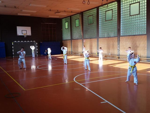 Karate-Schule: Gesundheit - Sicherheit und Hygiene