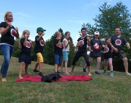 Karate-Schule Troisdorf und ein Picknick im Grünen