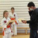 Prüfungsmonat Oktober bei der Karate-Schule Troisdorf e.V.
