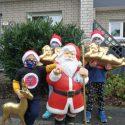 Weihnachten 2020 – Haustürbescherung