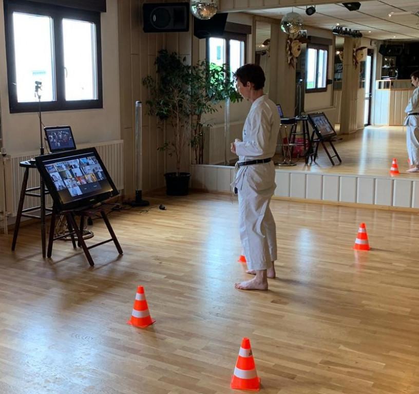 Karate-Schule: alt bewährtes ist wieder präsent
