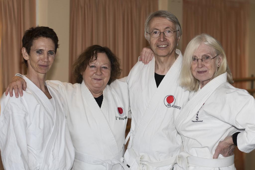 Senioren-Karate 1